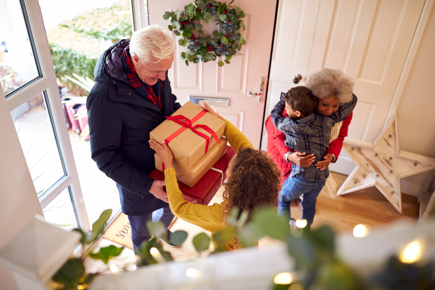 Driving Home For Christmas Car Packing Tips Shutterstock 1525248767